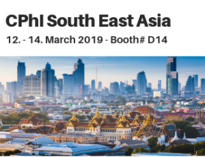 MEGGLE at CPhI South East Asia